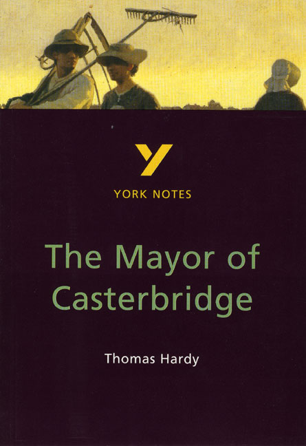 The Mayor of Casterbridge | enywulandari\'s blog