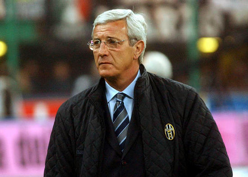 Image result for pic of Marcello Lippi