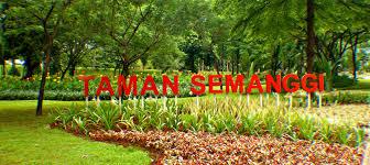 taman semanggi (www.voraale.com)
