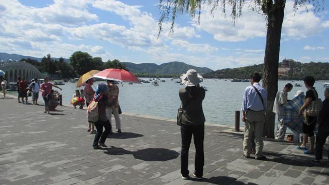 danau istana musim panas